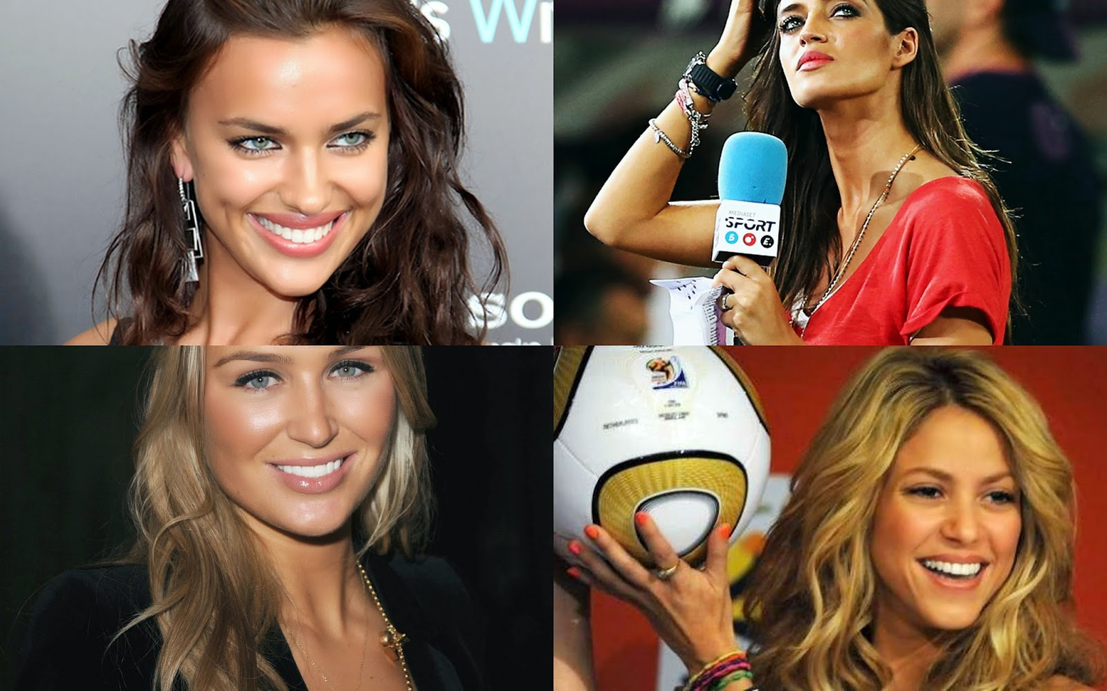 Football World Cup WAGs