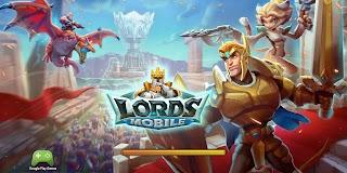 Lords Mobile Battle of the Empires – Strategy RPG v 2.24 APK MOD VIP (MEGA MOD)