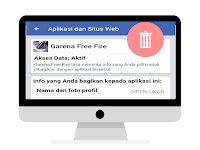 Cara Mudah Unbind Data Free Fire Yang Di Kaitkan Akun Facebook