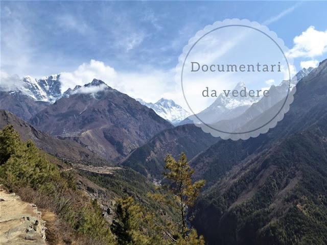 Documentari sul viaggiare lento e la natura
