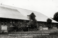 View of the Queensland School for the Deaf, 1935 (State Library of Qld)