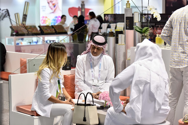 Showpiece event nears full capacity with 1,750 exhibitors from 62 countries looking to grow in US$32.4 billion MEA beauty market