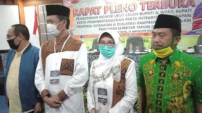 Tim Pemenangan Paslon YONI Ajak Masyarakat Kawal Netralitas Pjs Bupati Mojokerto
