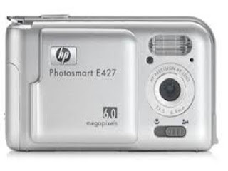 Image HP Photosmart E427 Digital Camera