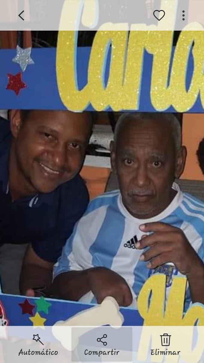 Muere El padre de Carlitos Pollo Sindico de Jaquimyes