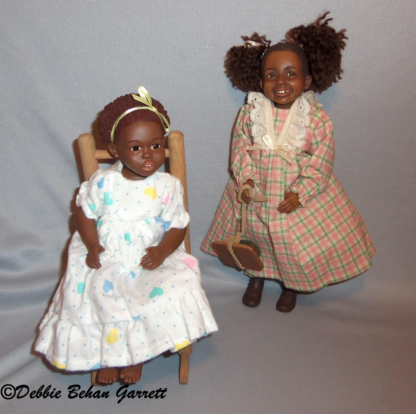 Black Doll Collecting A Doll is an Expression of Art and a Messenger of Love