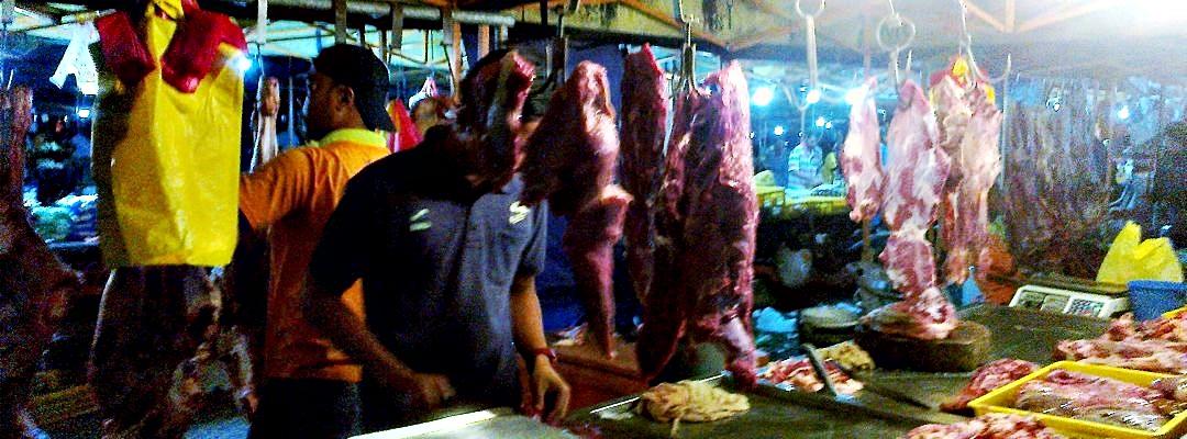 At The Farmer's Market I 05