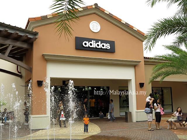 Johor Premium Outlets Adidas Outlet