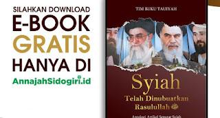 Buku Gratis: Syiah Telah Dinubuatkan Rasullullah