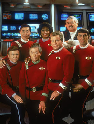 Star Trek 6 Undiscovered Country 1991 Image 7