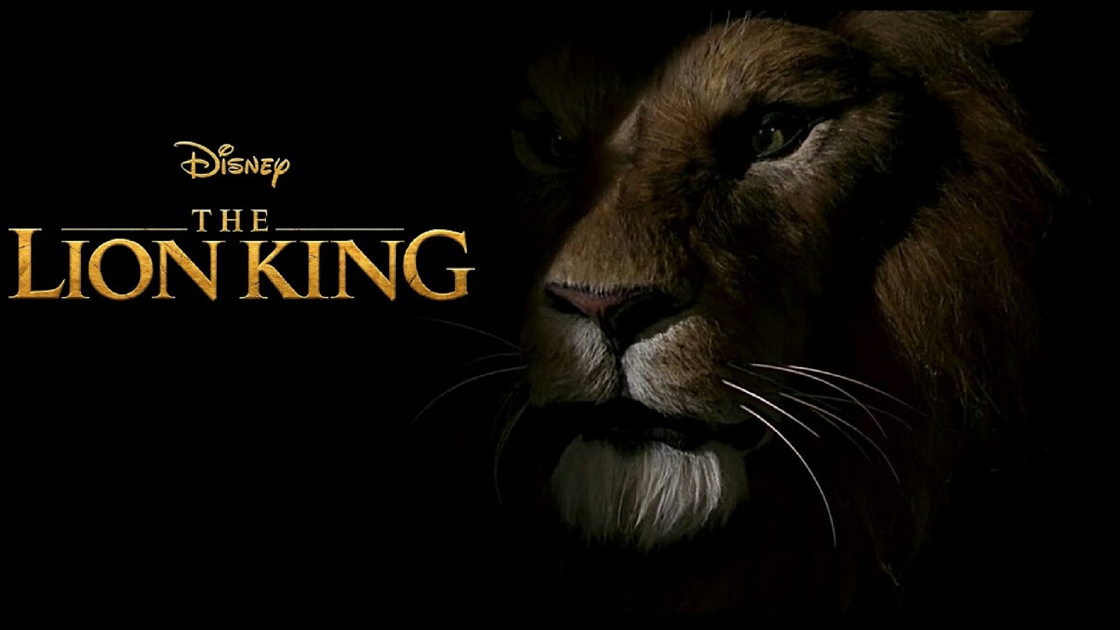 Movie Wallpaper Lion King 2019 Official Movie Poster