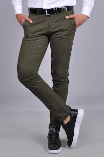 Haki renk pantolonla ne giyilir?