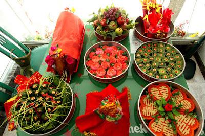Đám cưới hỏi cổ truyền ở Hà Nội