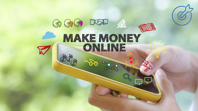 Top 35+ ways to make money online and offline easily