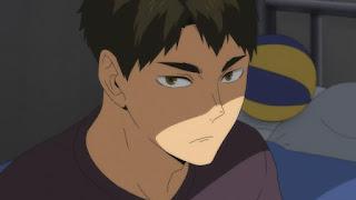 Hellominju.com : ハイキュー!! アニメ4期 白鳥沢学園高校 『牛島若利 (CV.竹内良太)   Ushijima Wakatoshi   Haikyū!! SHIRATORIZAWA    Hello Anime !
