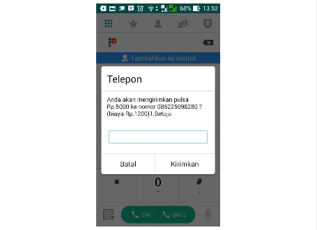Cara Transfer Pulsa Telkomsel ke Telkomsel atau Operator Lain