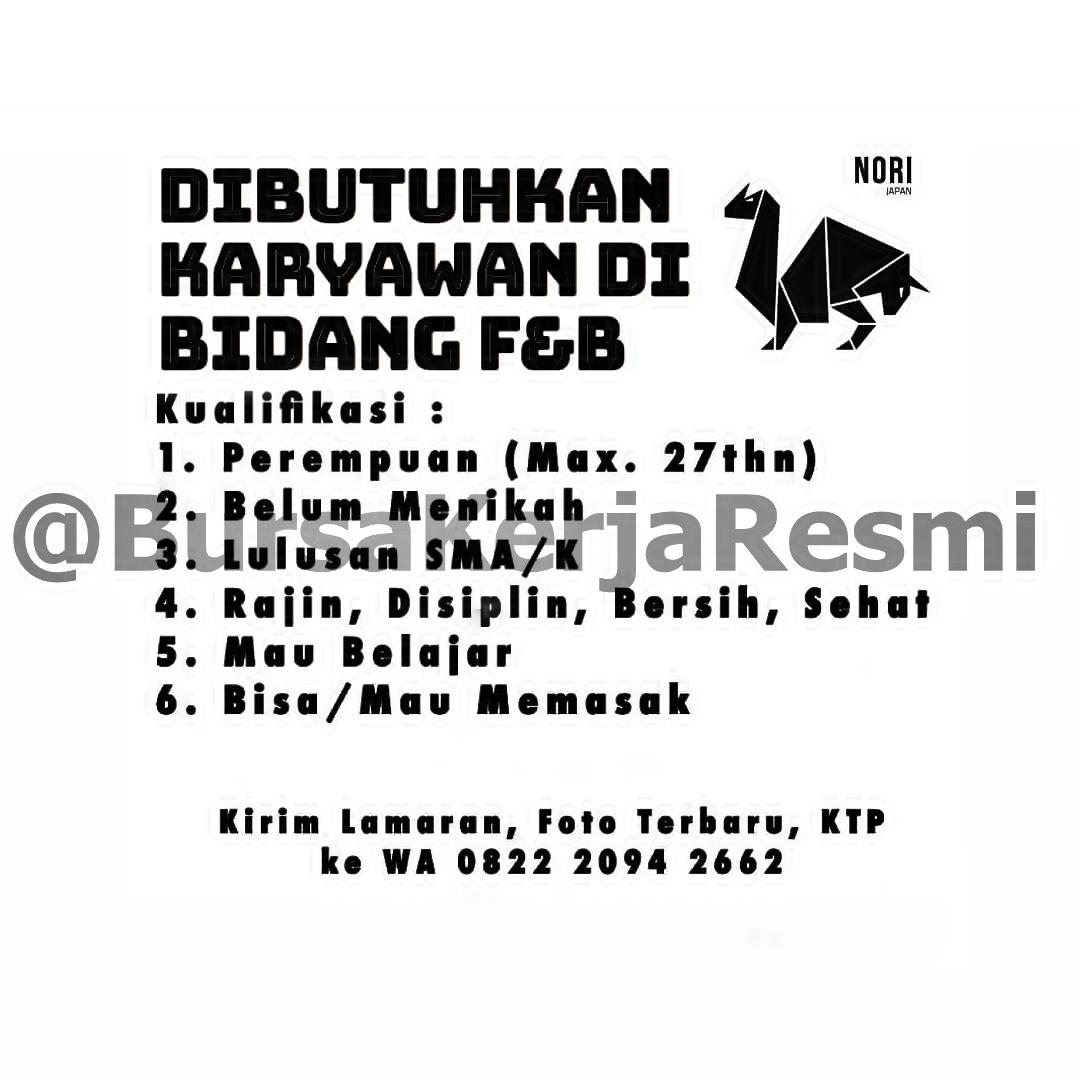 Lowongan Kerja Mataram Lombok NTB