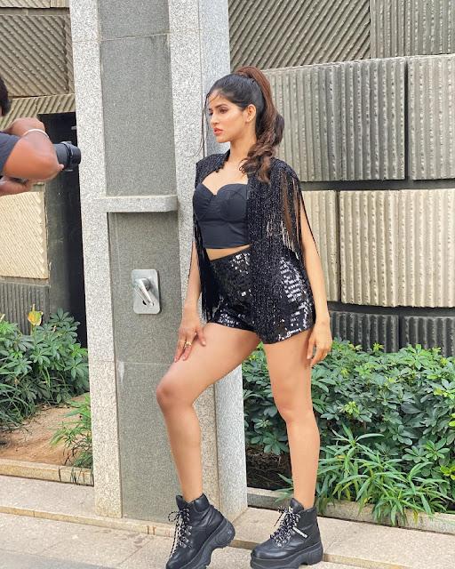 Sakshi Malik Hot Pics Actress Trend