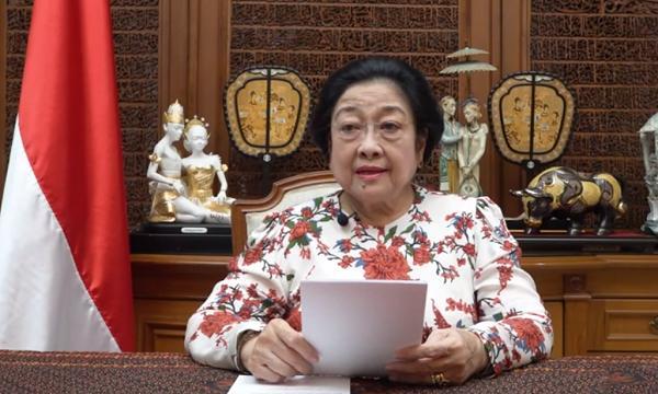 Megawati: Indonesia dan Tiongkok Telah Dipertemukan Oleh Takdir