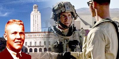 Charles Whitman and Staff Sergeant Robert Bales