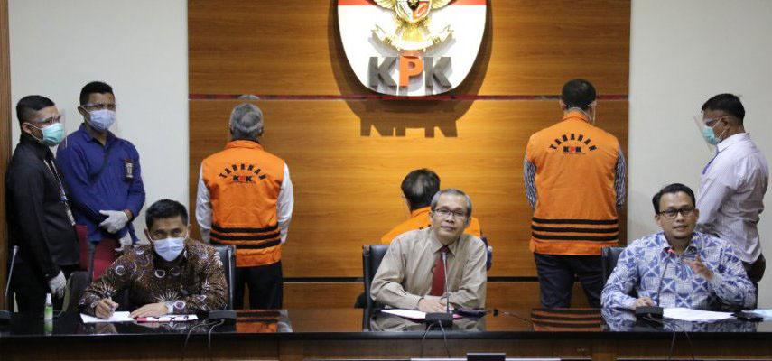 KPK Tahan Tiga Tersangka Baru Kasus PT DI dan Sita Aset Properti Senilai Rp 40 Miliar