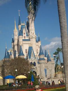 Cinderella Castle Year of a Million Dreams