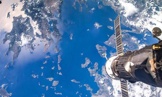 Πάνω από την Αργολίδα ο Διεθνής Διαστημικός Σταθμός ISS το βράδυ της Παρασκευής