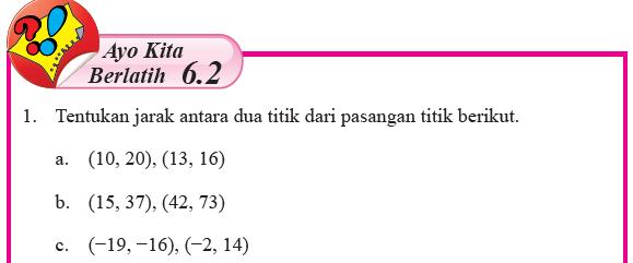 Soal Dan Pembahasan Buku Siswa Matematika Kls 8 Latihan 6 2 Hal 22 Th 2020 Nesajamath