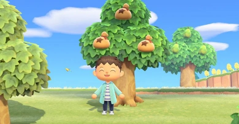 How to take advantage of the golden holes to plant a berry tree in Animal Crossing: New Horizons