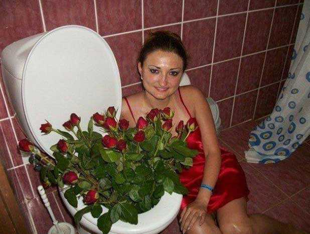 Russian dating website photos