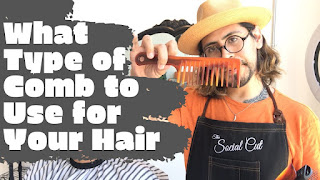 Wide Tooth Comb For Detangling What Type of Comb to Use for Your Hair