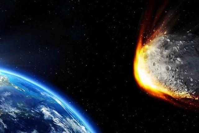 ناسا تعلن أن كويكب JF1 قد يضرب الأرض يوم 6 مايو 2022.