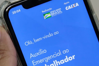 Saque em dinheiro do auxílio emergencial começa hoje