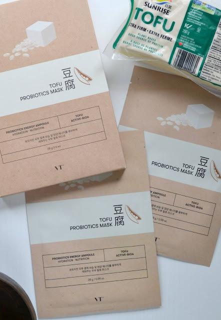 VT Tofu Probiotic Mask