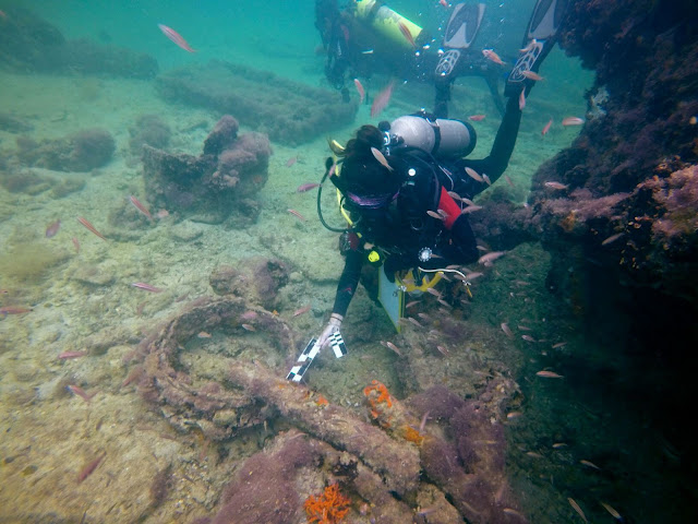 Mexico identifies submerged wreck of Mayan slave ship