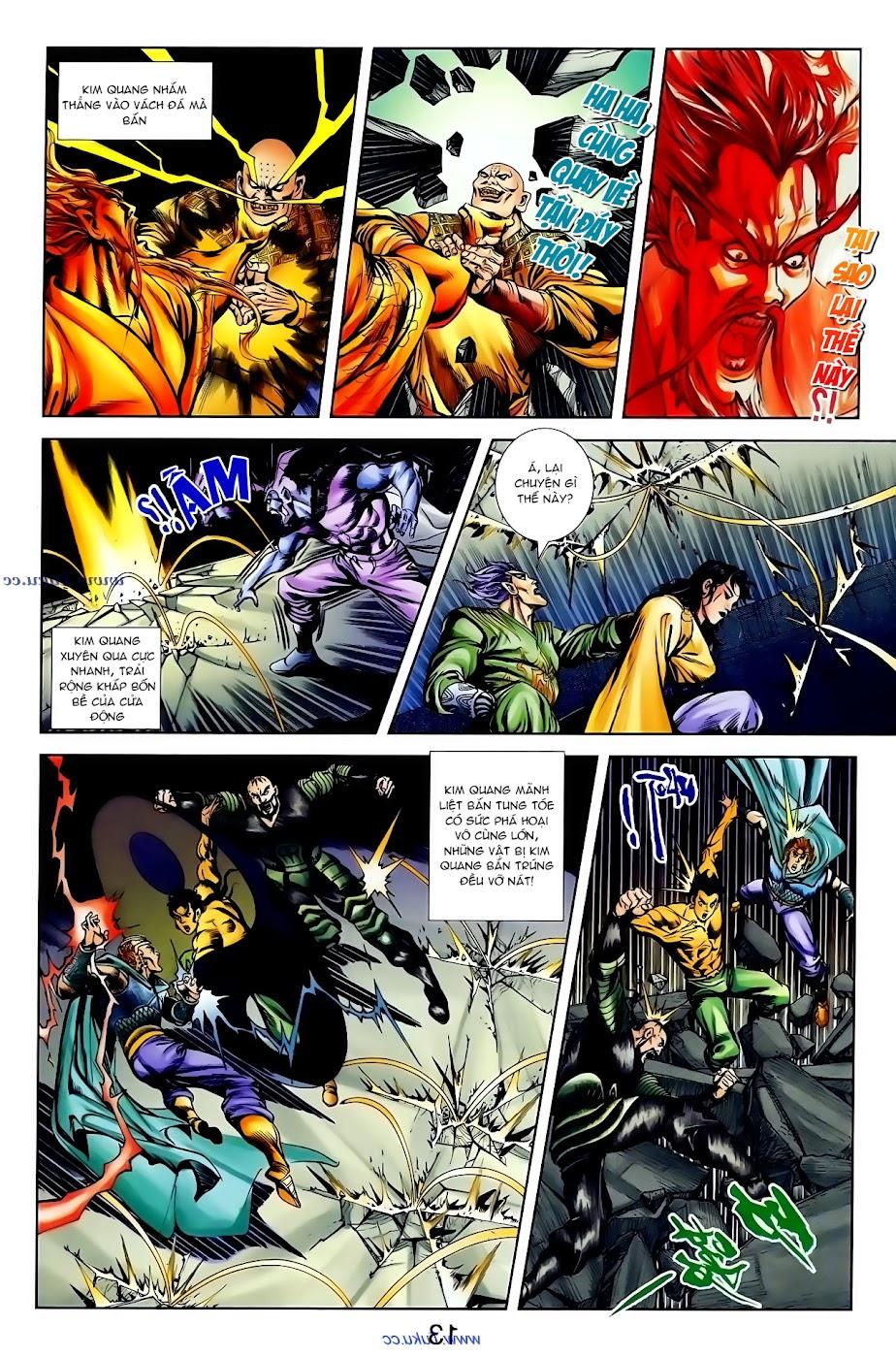 Cơ Phát Khai Chu Bản chapter 99 trang 7
