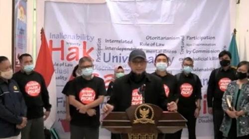 Novel Baswedan: Arahan Jokowi Soal Nasib 75 Pegawai KPK Tak Dijalankan