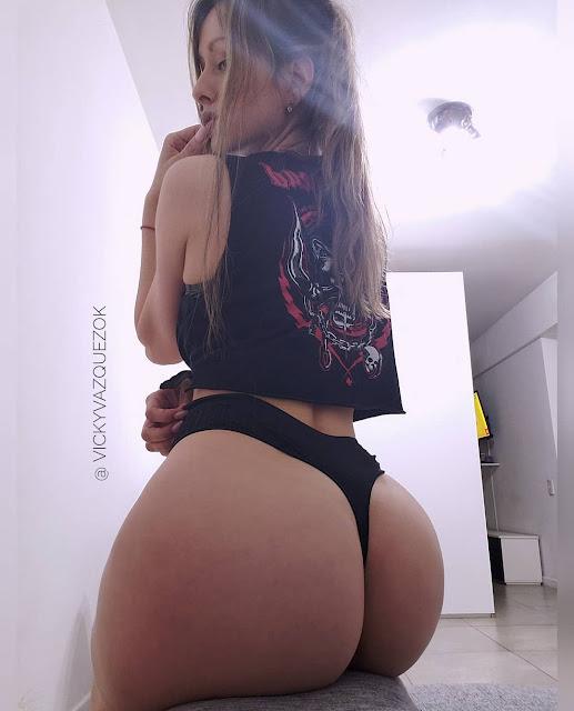 Victoria Vazquez Hot & Sexy pics
