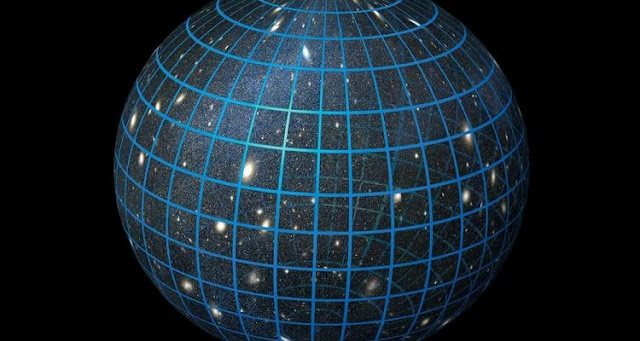 A new study suggests that the Universe is actually spherical and closed (not flat)