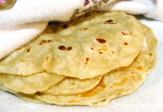 Homemade Tortillas by SneakySpoons