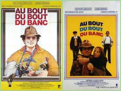 На самом краешке скамьи / Au bout du bout du banc. 1979.