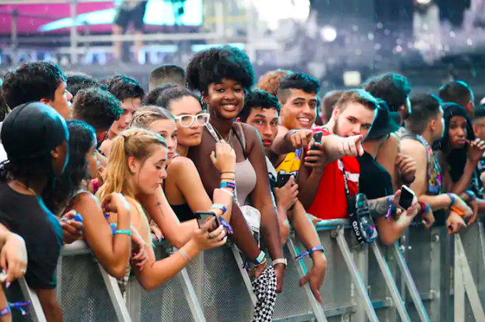 Summer music festivals have returned — just in time for the latest coronavirus surge