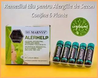 alerhelp pareri forum suplimente naturale pt Rinita Alergica, Urticarie, Conjunctivita, Congestie Nazala