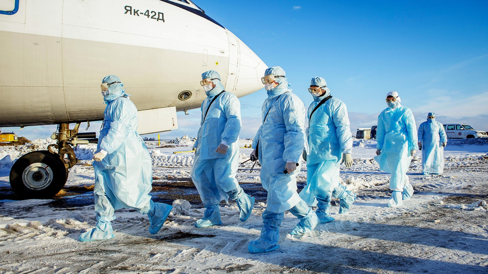 How Russia Deal With The Coronavirus?