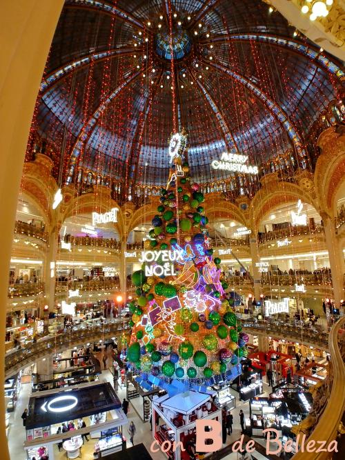 Lafayette Navidad árbol