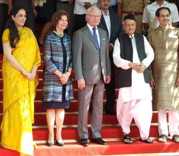 Governor of Maharashtra, Mr Shri Bhagat Singh Koshyari and Chief Minister of Maharashtra Uddhav Thackeray