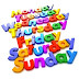 Nama-nama Hari Dalam Sepekan (DAYS IN A WEEK) Dalam Bahasa Inggris
