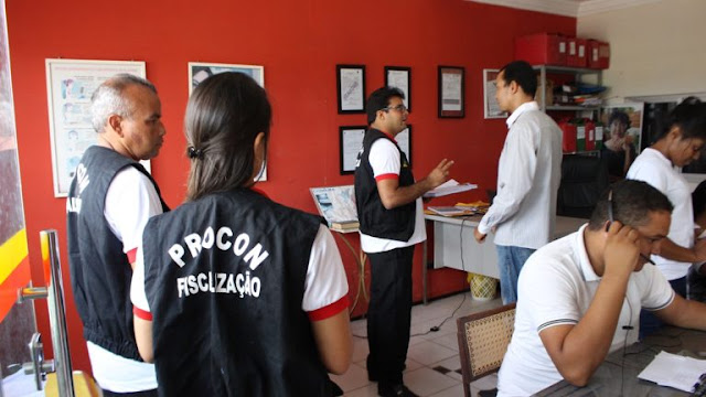 Procon/MA notifica todas as revendedoras de gás de cozinha de Codó por suspeita de preço abusivo