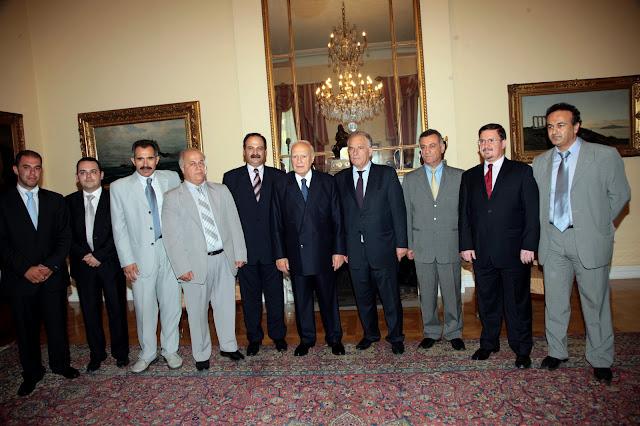 Συνάντηση με τον Πρόεδρο της Δημοκρατίας είχε αντιπροσωπεία της Π.Ο.Ε.