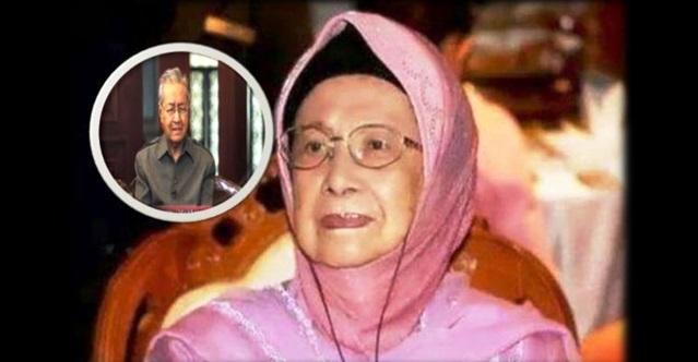 Luahan Sayu Tun Siti Hasmah Apabila Tun Mahathir Dihina Buat Ramai SEBAK !!!